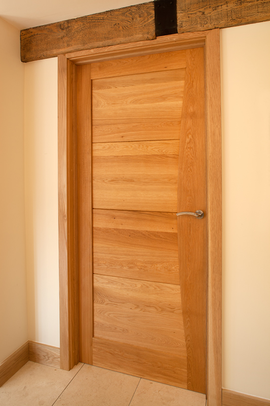Wooden Internal Doors With: Projects