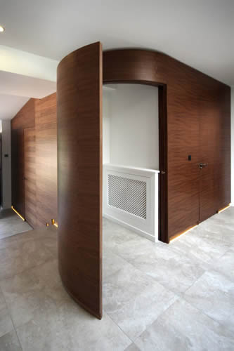 Solid Wood Internal Doors >> Projects